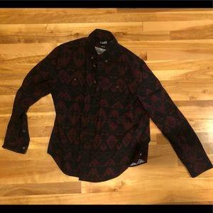 Chaps size XL bottom down shirt